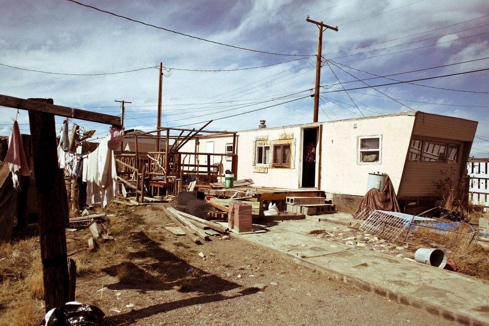 Image result for poverty blackfoot indian reservation